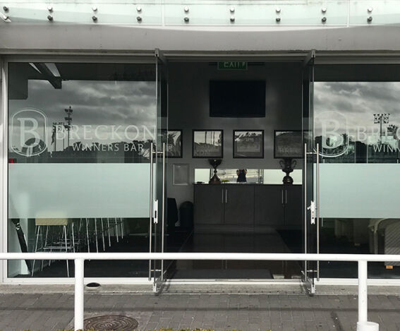 Venue Hire Auckland - The Breckon Farms Winners bar at Alexandra Park
