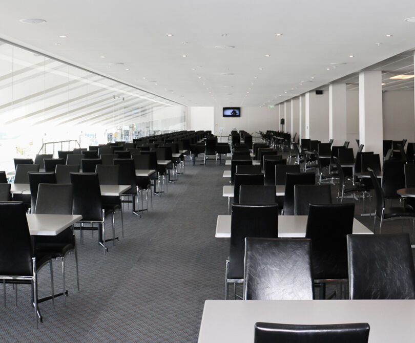 Venue Hire Auckland - Lyell Creek Lounge at Alexandra Park