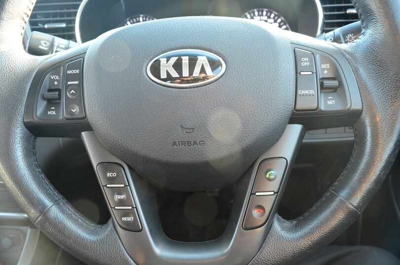 2013 Kia Optima 8