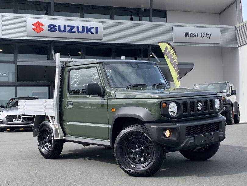 2021 Suzuki Jimny 1