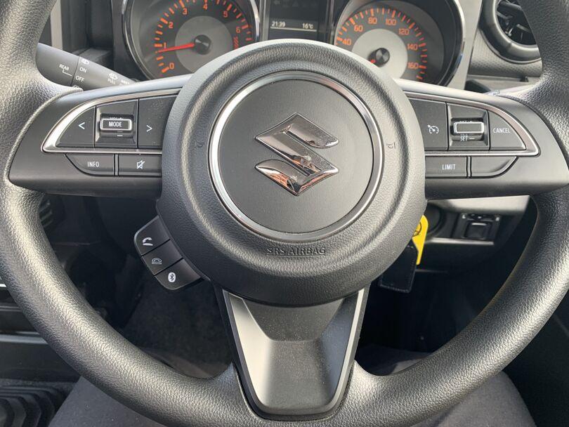 2021 Suzuki Jimny 6