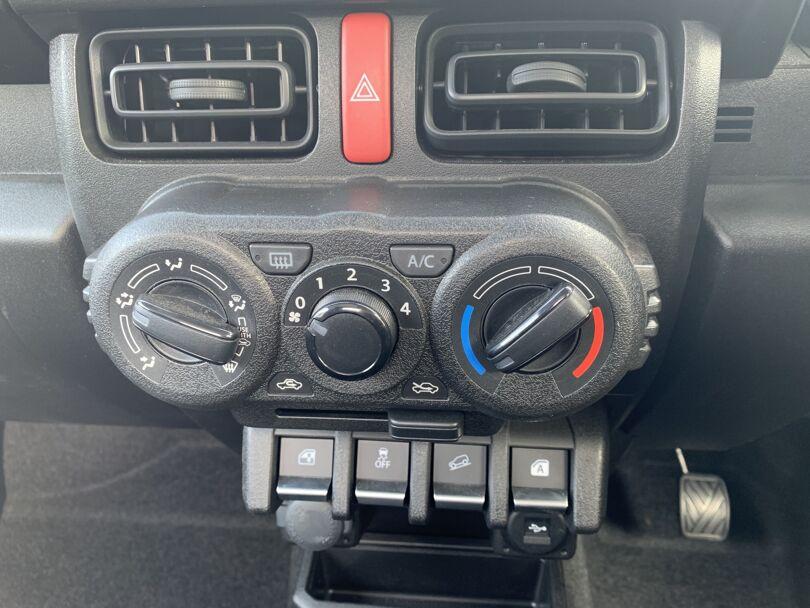 2021 Suzuki Jimny 8