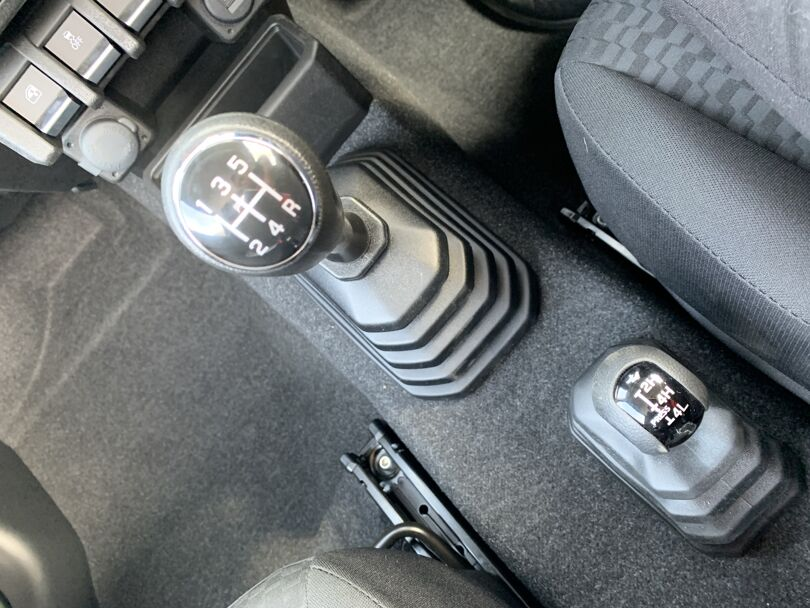 2021 Suzuki Jimny 9