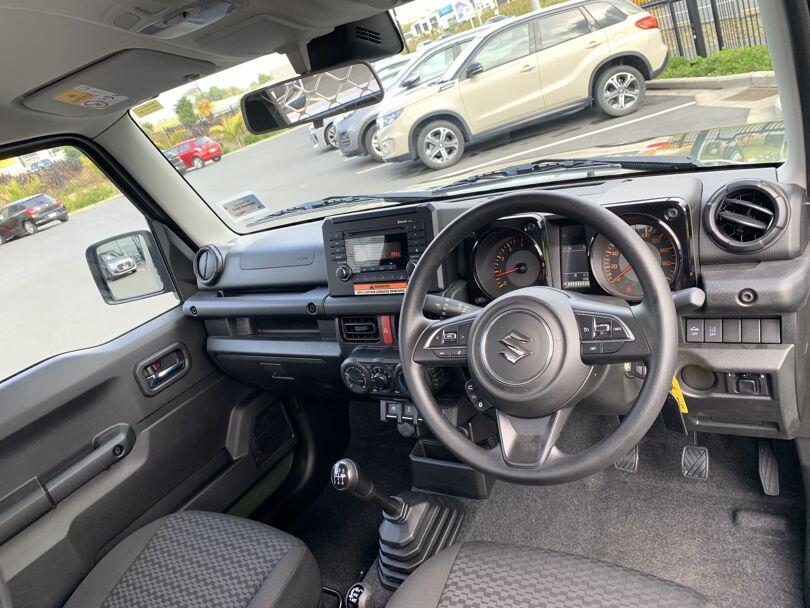 2021 Suzuki Jimny 10