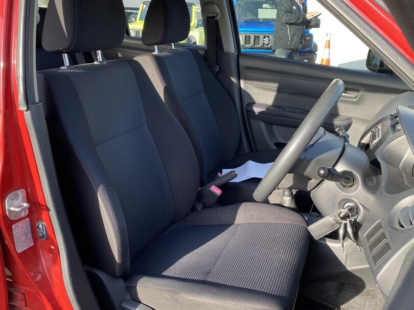 2008 Suzuki Swift 10