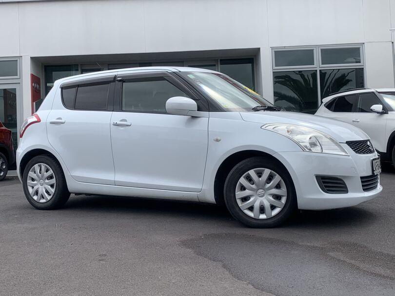 2010 Suzuki Swift 4