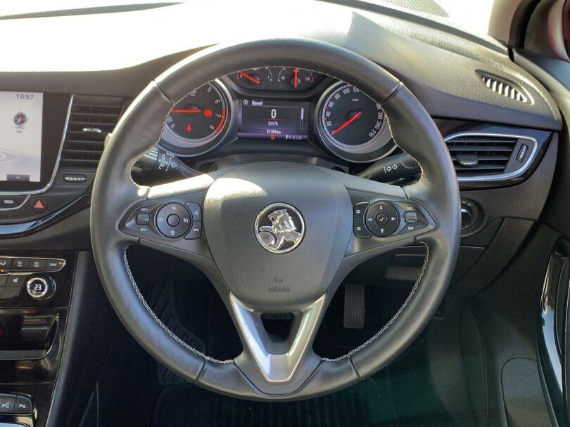 2018 Holden Astra 8