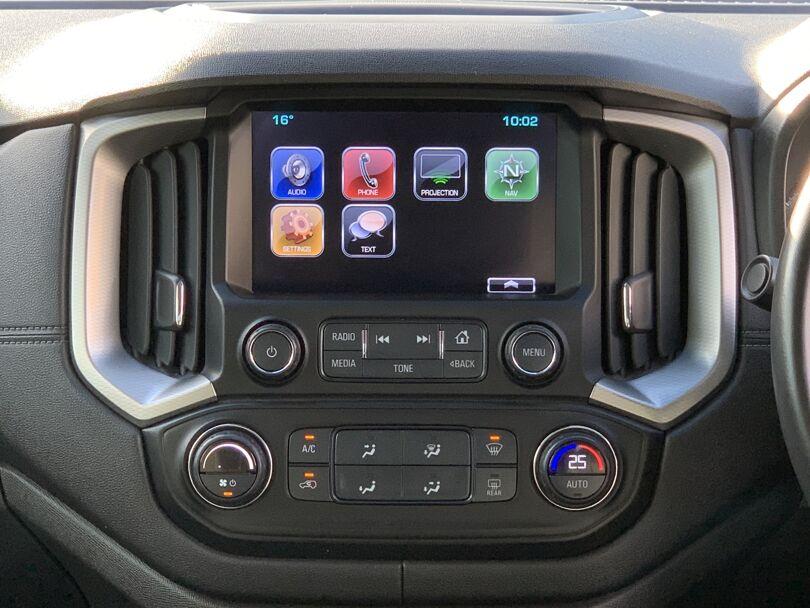 2016 Holden Colorado 10