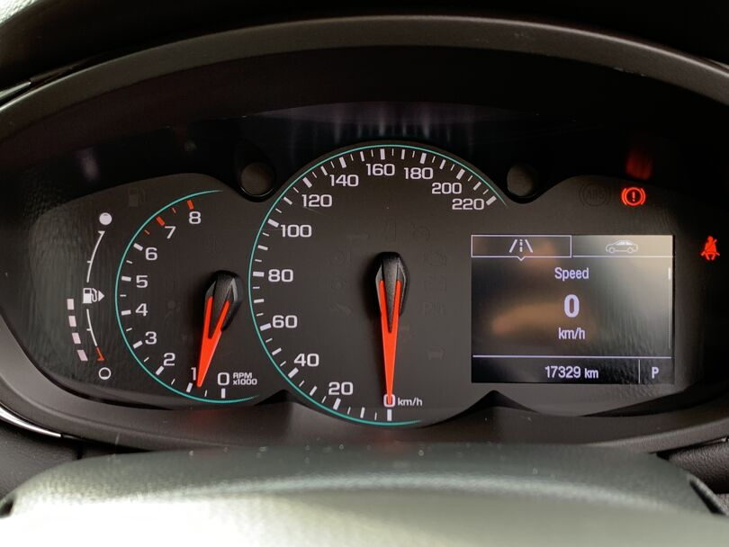 2020 Holden Trax 7
