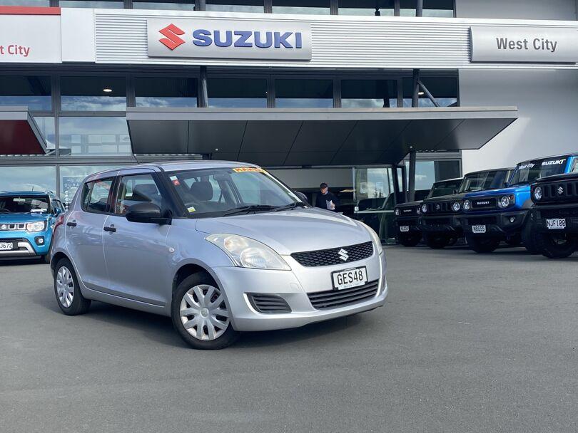 2012 Suzuki Swift 1