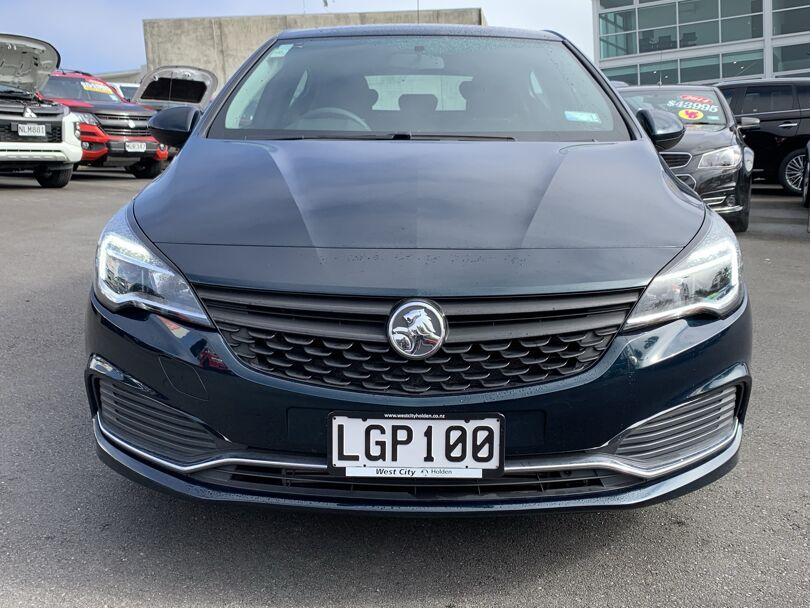 2018 Holden Astra 2