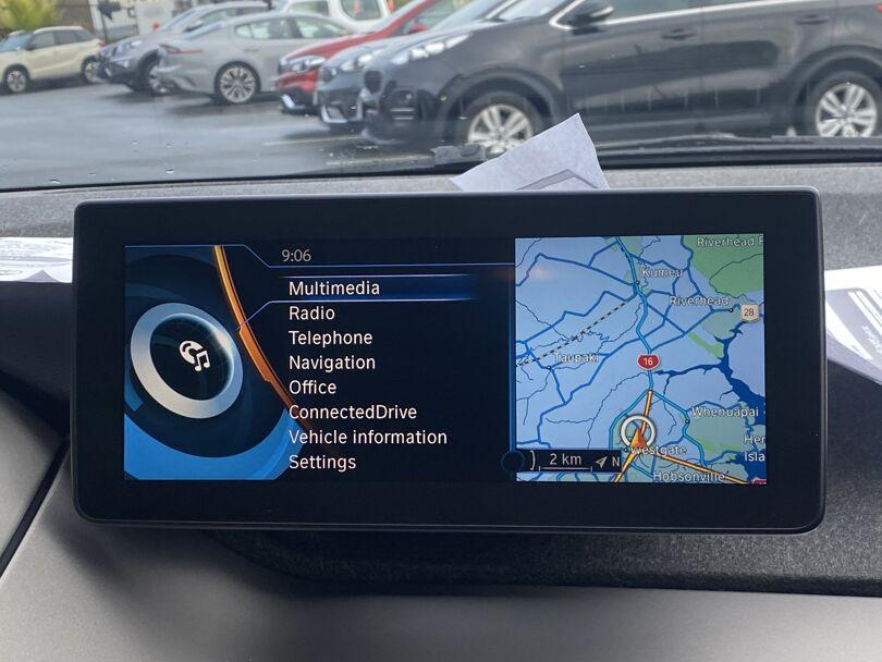 2017 BMW i3 10