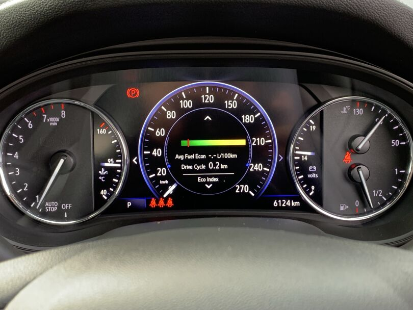 2020 Holden Commodore 8