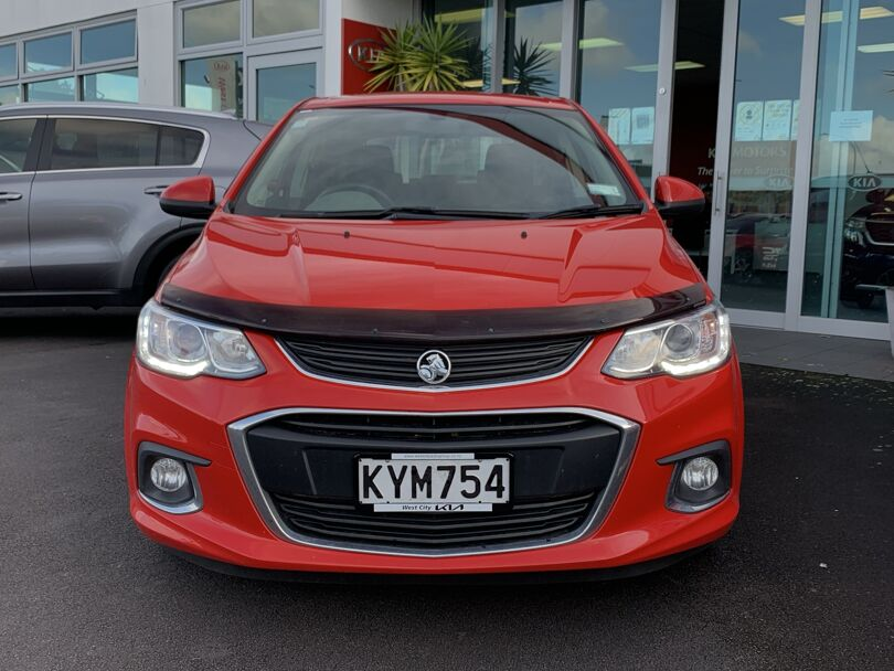 2017 Holden Barina 2