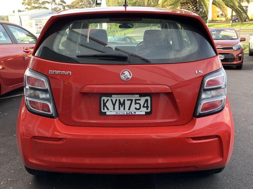 2017 Holden Barina 3