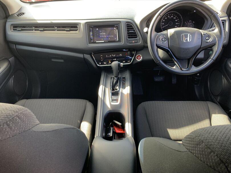 2017 Honda HR-V 12