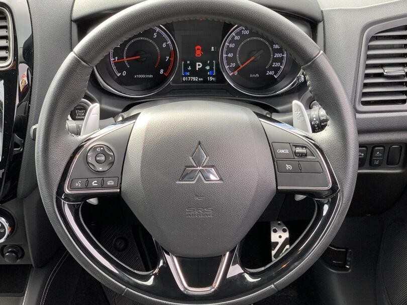 2019 Mitsubishi ASX 8