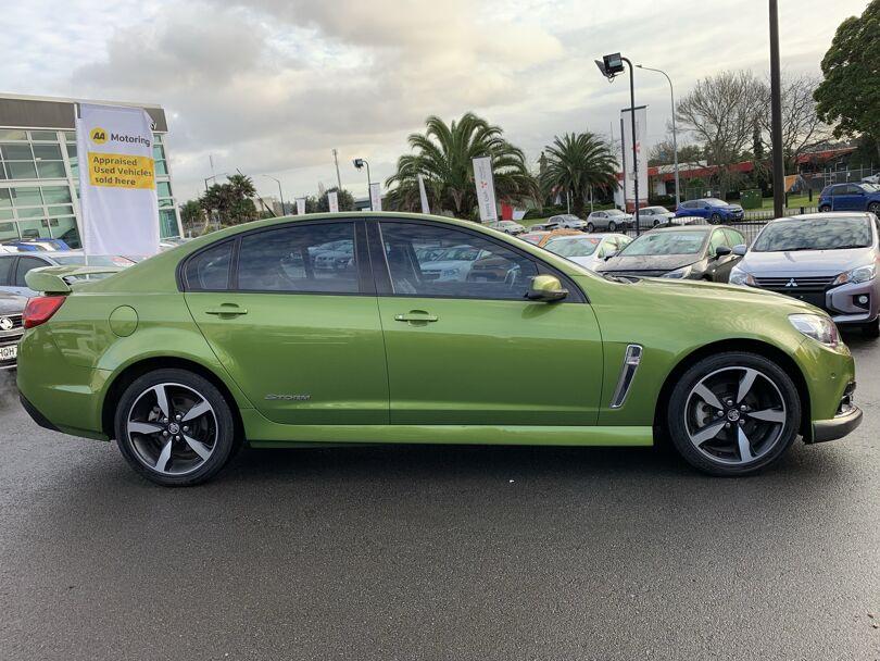 2015 Holden Commodore 6
