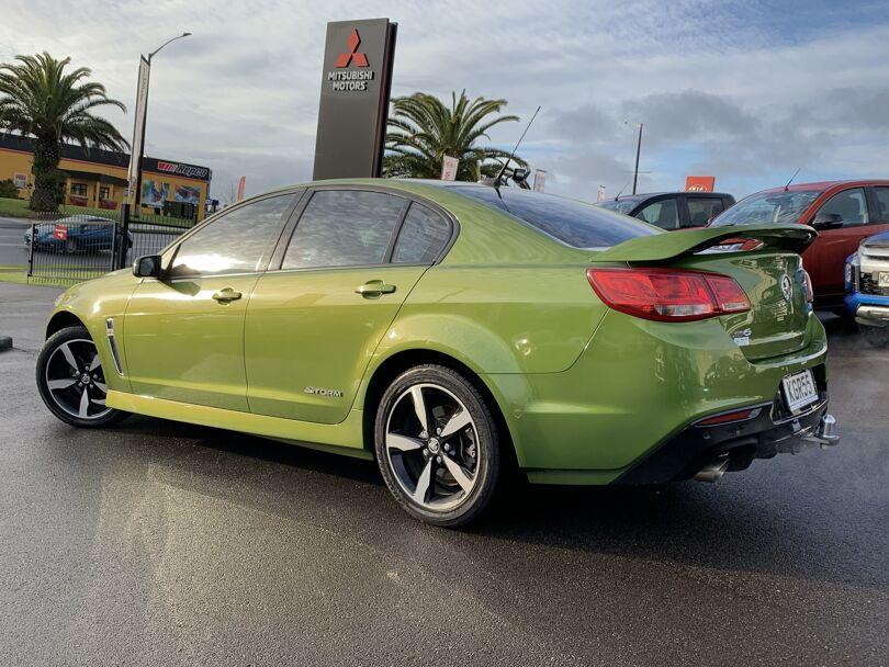 2015 Holden Commodore 5