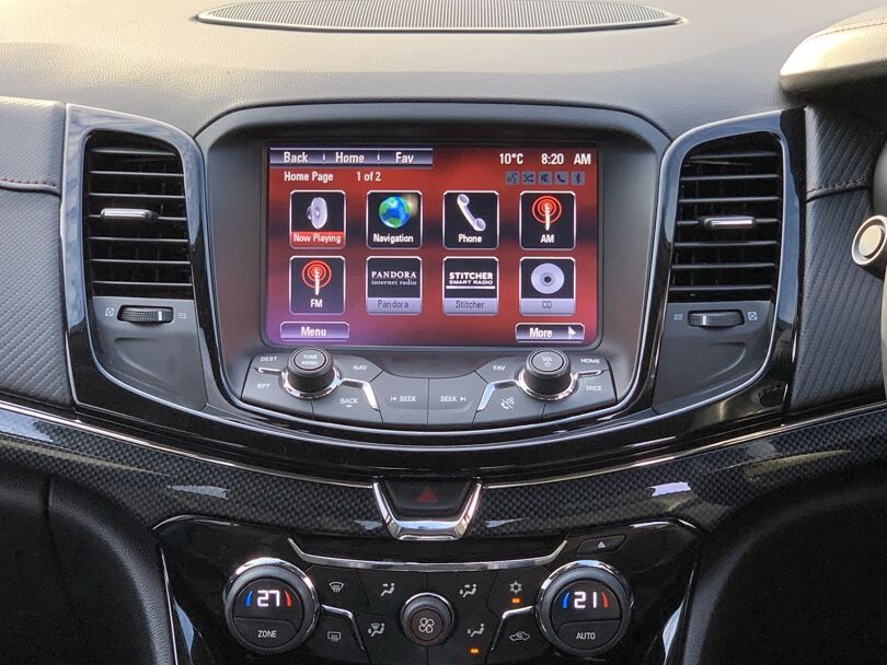 2015 Holden Commodore 9