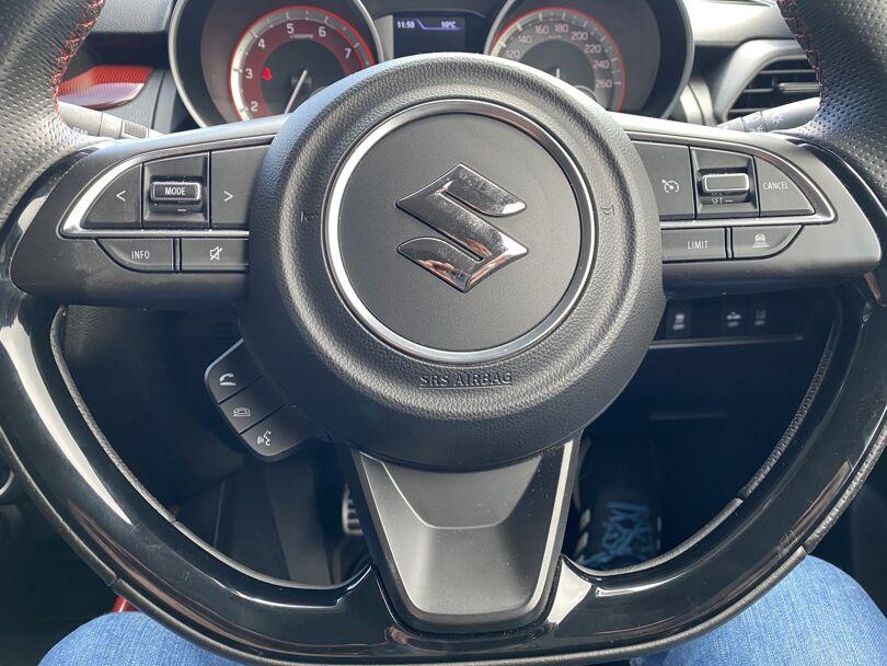 2018 Suzuki Swift 8