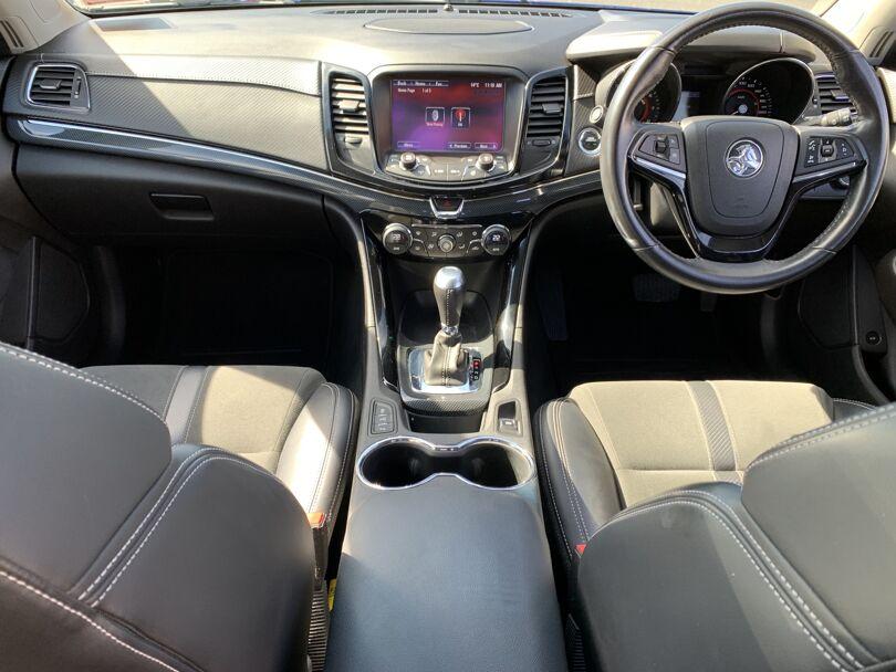 2017 Holden Commodore 13