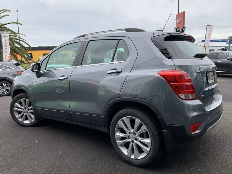 2020 Holden Trax 5