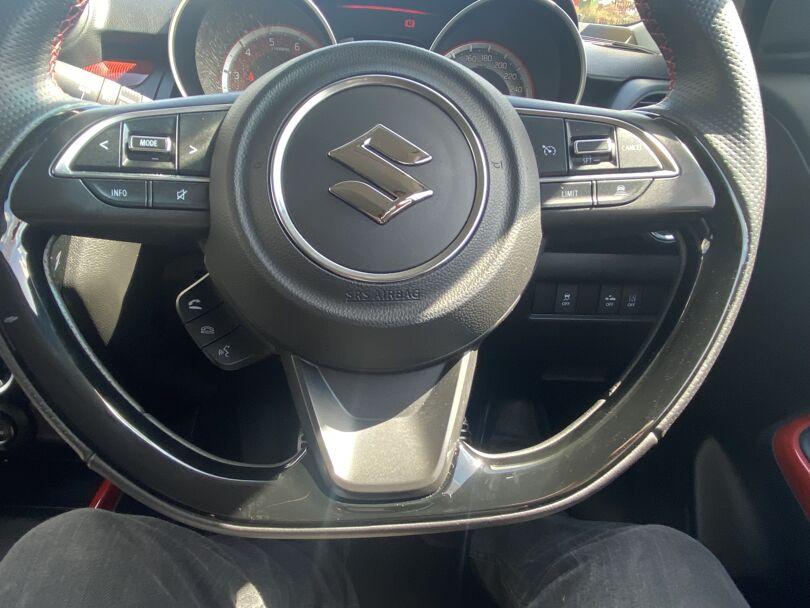 2020 Suzuki Swift 8