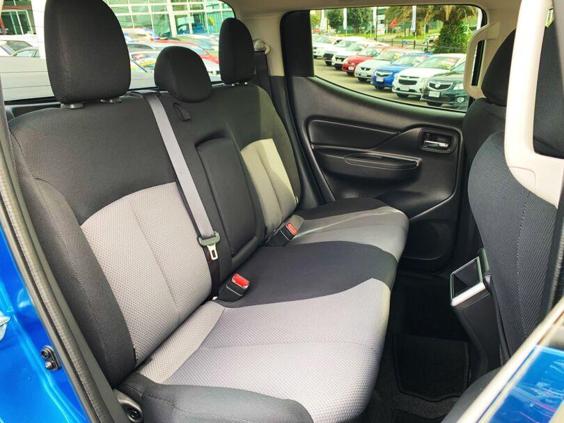 2020 Mitsubishi Triton 14