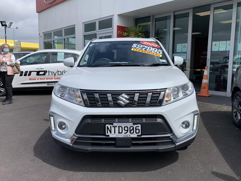 2020 Suzuki Vitara 2