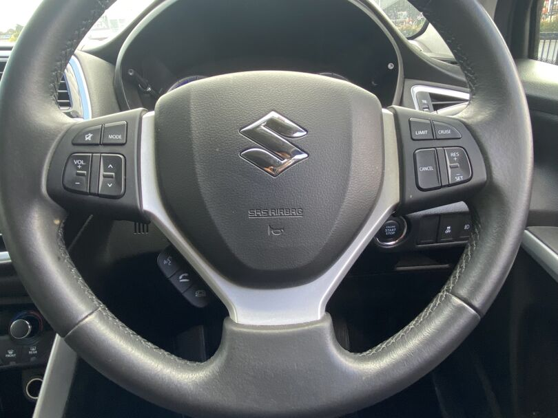 2018 Suzuki S-Cross 10