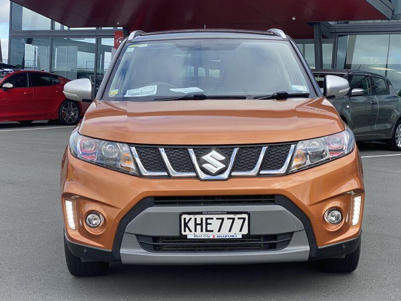 2017 Suzuki Vitara 4