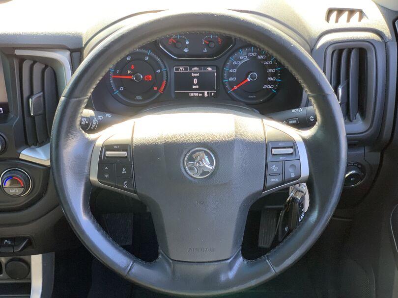 2017 Holden Colorado 8