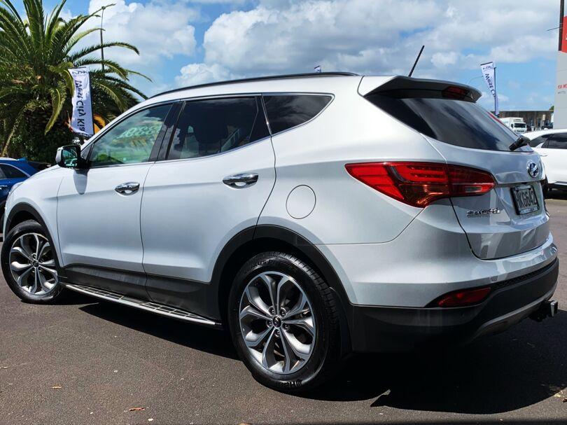 2014 Hyundai Santa Fe 2
