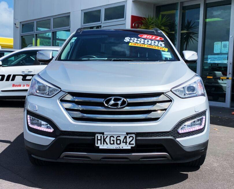 2014 Hyundai Santa Fe 3