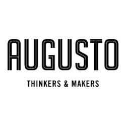 Augusto Logo Strap Black RGB x