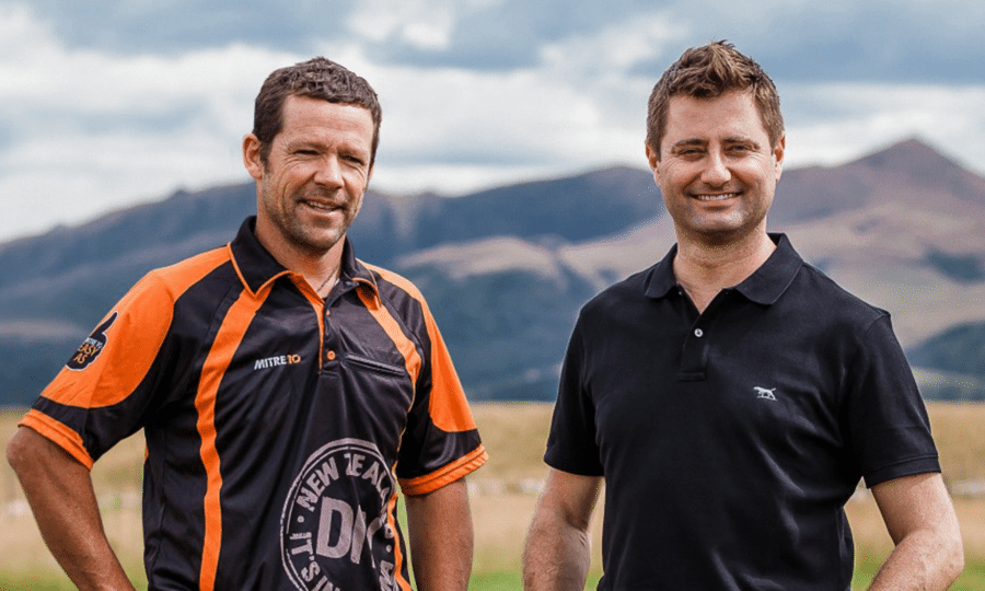 Mitre Stan and George Clarke xpx