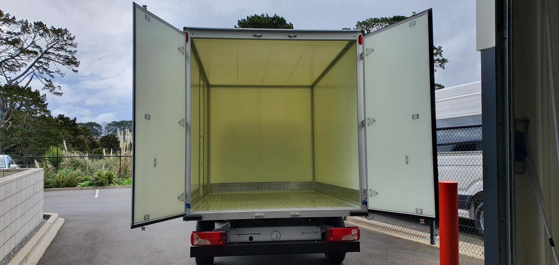 Truck Box Body