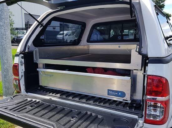 Aluminium Underfloor for ute
