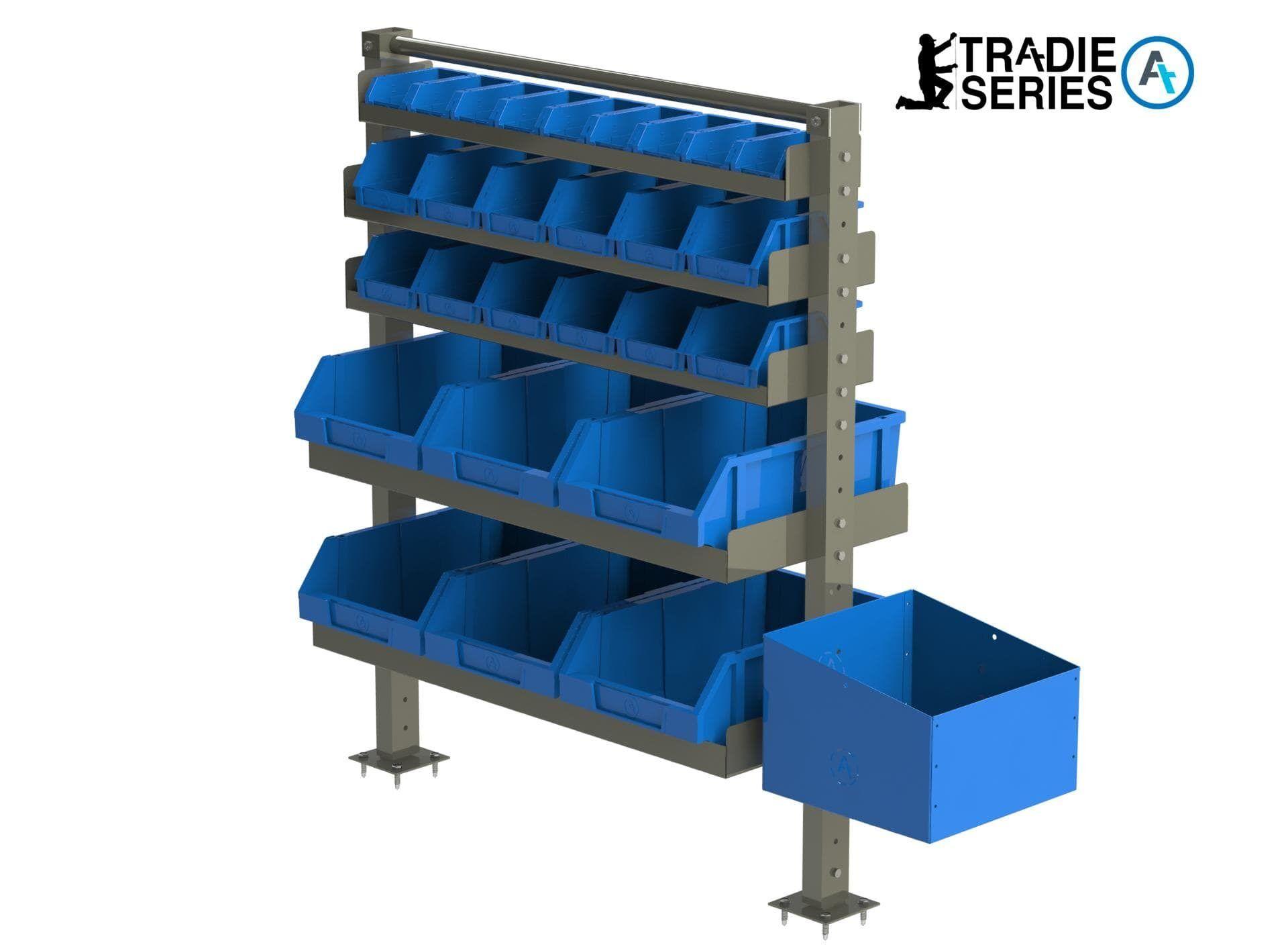 Trade Shelving kg Gas Bottle Holder