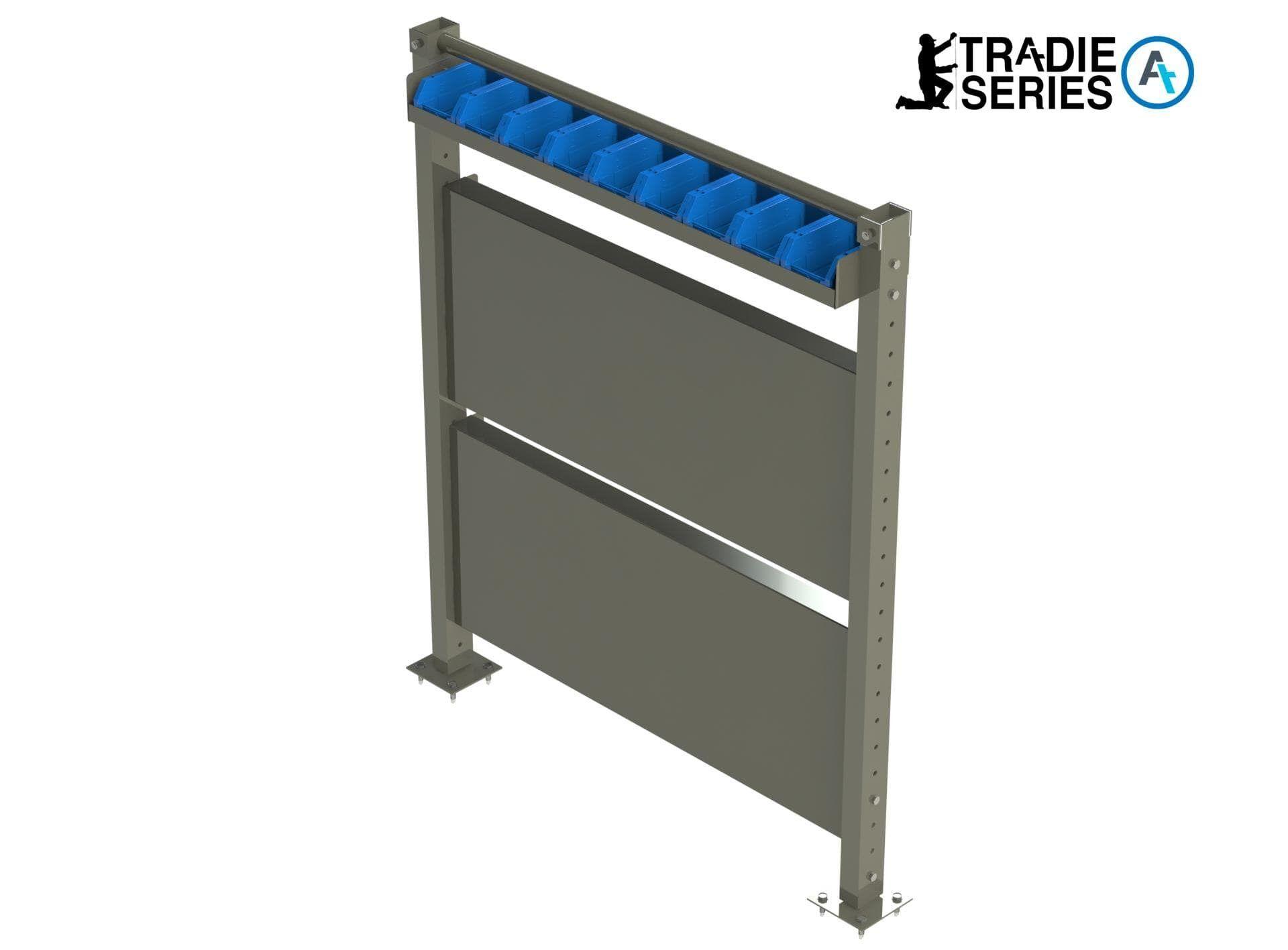 Trade Shelving folding shelfjpg