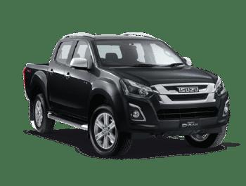 Custom vehicle fitouts for Isuzu utes