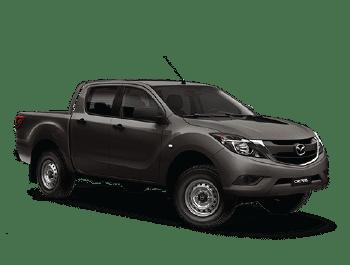 Custom vehicle fitouts for Mazda utes