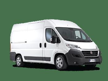 Commercial vehicle fitouts for Fiat vans