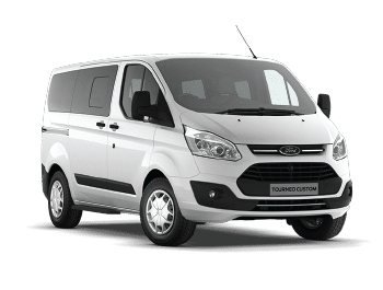 Commercial vehicle fitouts for Ford vans