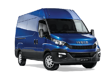 Commercial vehicle fitouts for Iveco vans