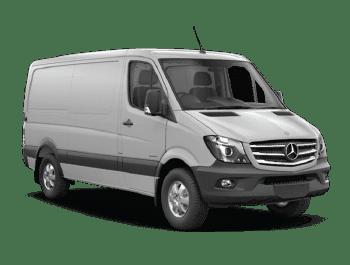 Commercial vehicle fitouts for Mercedes vans