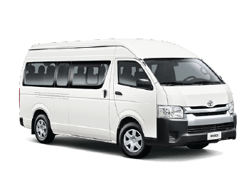 Commercial vehicle fitouts for Toyota vans