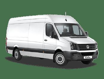 Commercial vehicle fitouts for VW vans