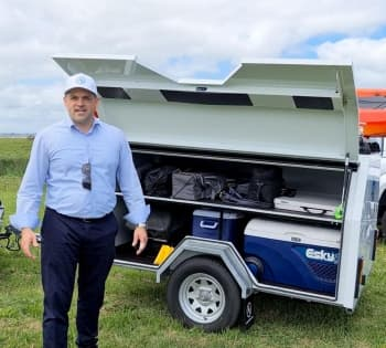 Auto Trail Camping Trailers